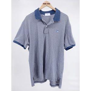 Southern Tide Skipjack Pique Striped Polo Shirt